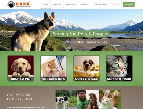 Haines Animal Rescue Kennel