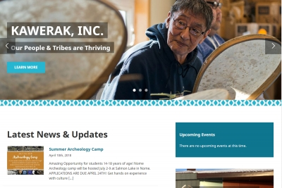 Kawerak Website