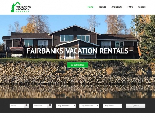 Fairbanks Vacation Rental