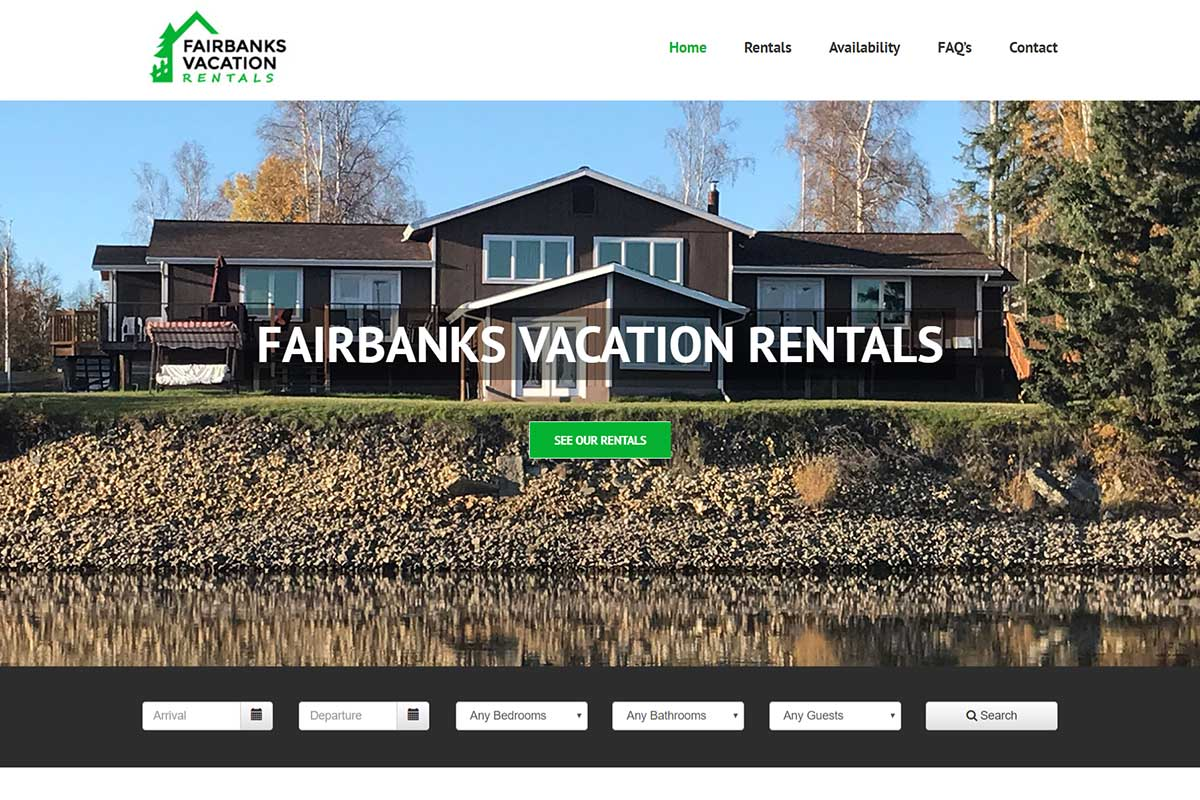 Fairbanks Vacation Rentals