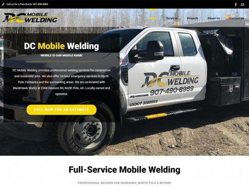 DC Mobile Welding