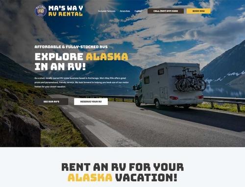 Ma's Way RV Rental